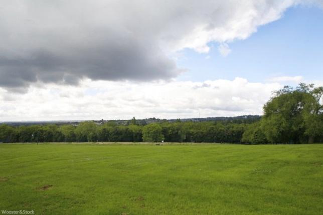 Hilly Fields in Lewisham