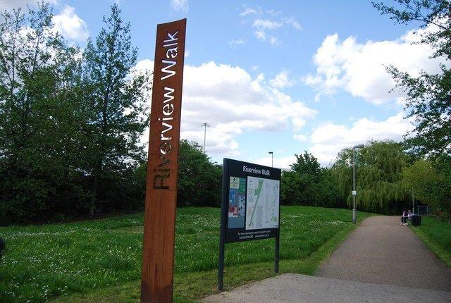 Riverview Walk Lewisham