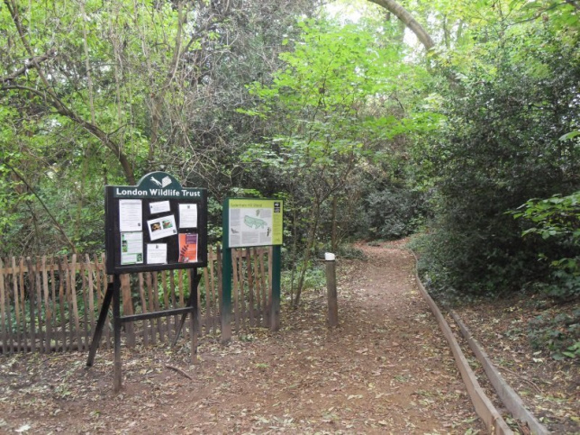 Sydenham Cottages Nature Reserve