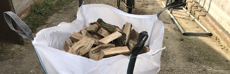 Firewood For Sale Promotion