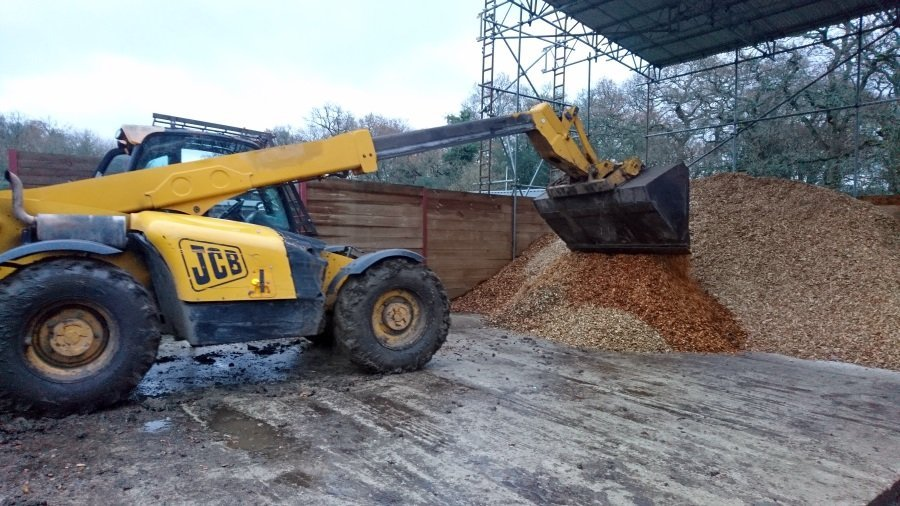 Biomass Wood Chip for Sale