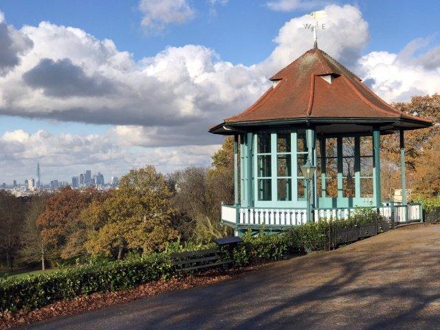 Hornimans Gardens Lewisham