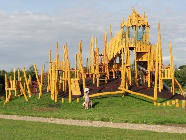 Northala fields playground