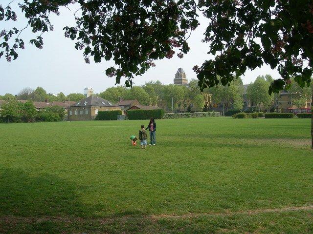 Kensington Memorial Park Changes
