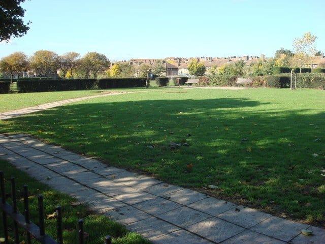 Kensington Memorial Park History