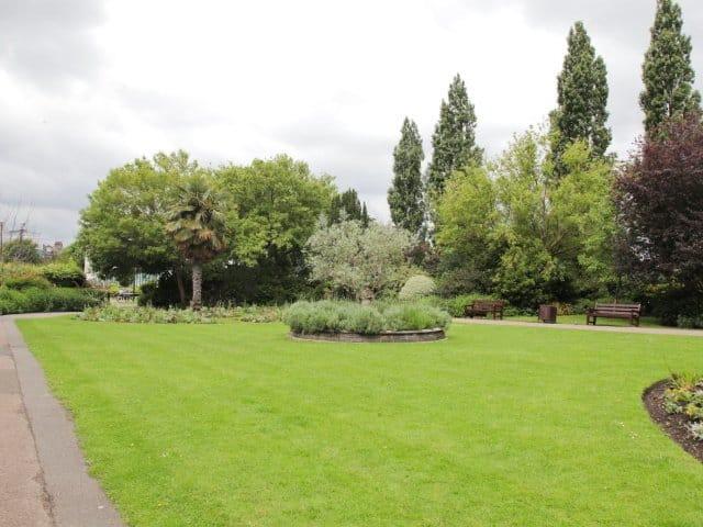 Kensington Memorial Park Trees