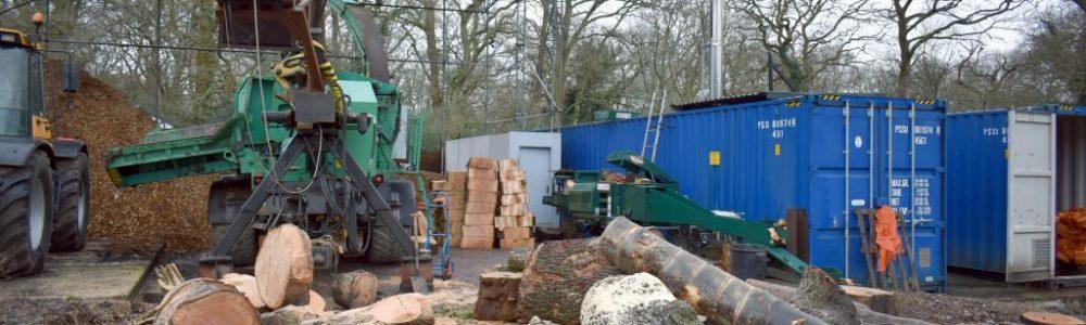 Tree Surgery Waste